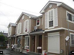 京都府京都市下京区西七条北西野町の賃貸アパートの外観