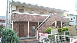 神奈川県秦野市南矢名1丁目の賃貸アパートの外観