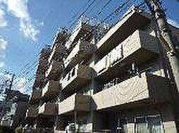 フローラ新横浜[3階]の外観