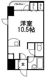 サンシャイン・シティー弐番館[9階]の間取り