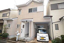 [テラスハウス] 奈良県奈良市法蓮町 の賃貸【/】の外観