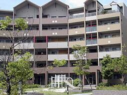 ローレルスクエア登美ヶ丘[2階]の外観