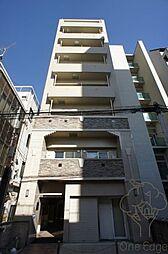 大阪府大阪市北区西天満4丁目の賃貸マンションの外観