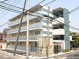 埼玉県蕨市錦町2丁目の賃貸マンションの外観