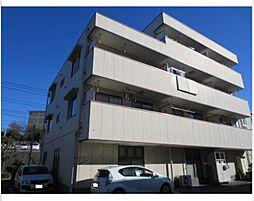 神奈川県横浜市港南区港南台5丁目の賃貸マンションの外観