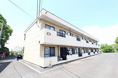 外観,1LDK,面積39.74m2,賃料4.5万円,つくばエクスプレス 研究学園駅 4km,,茨城県つくば市要
