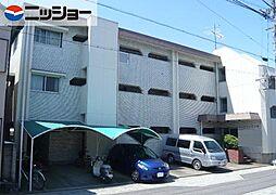 ニューコーポ上野[3階]の外観