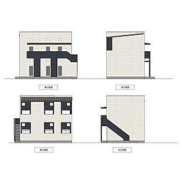 コーム[1階]の外観