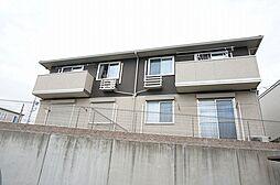 プルミエA[1階]の外観