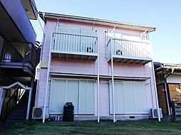 ピンクハイツ[1階]の外観
