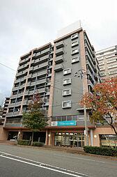 福岡県福岡市城南区別府3丁目の賃貸マンションの外観