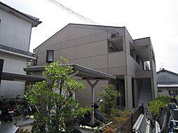 大阪府堺市美原区平尾の賃貸アパートの外観