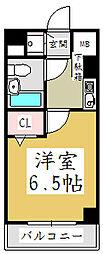 ライオンズマンション西川口第11[6階]の間取り
