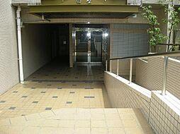 大成レジデンス白壁[4階]の外観