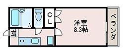 プラス1[2階]の間取り