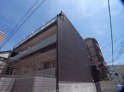 兵庫県神戸市灘区篠原中町3丁目の賃貸マンションの外観
