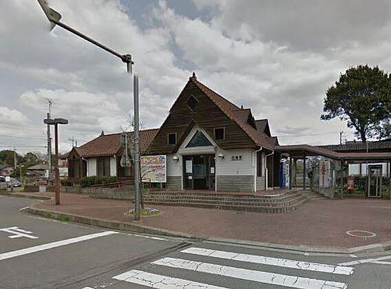 小絹駅(700...