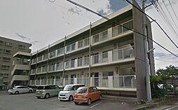 向坂マンションA棟[302号室]の外観