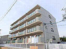 グリーンフォレスト[4階]の外観