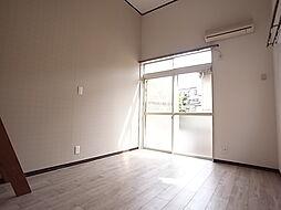 ローヤルハウスの洋室