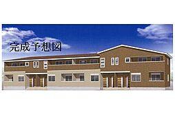 奈良県橿原市東坊城町の賃貸アパートの外観
