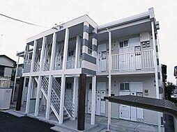 千葉県松戸市栄町7丁目の賃貸アパートの外観
