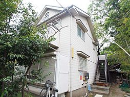 東京都狛江市猪方3丁目の賃貸アパートの外観
