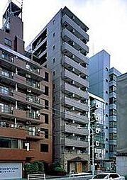 ガラ・シティ日本橋茅場町[10F号室]の外観