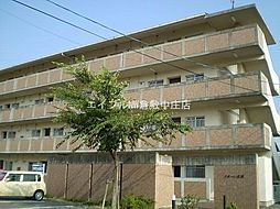 岡山県岡山市北区花尻みどり町の賃貸マンションの外観