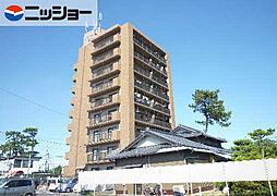 JINハイツ富田浜[2階]の外観