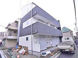 アーベインテラス高砂[1階]の外観