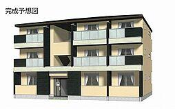 埼玉県川口市大字安行領根岸の賃貸アパートの外観