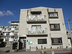 ウエスト武庫之荘[3階]の外観
