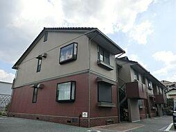 兵庫県伊丹市池尻2丁目の賃貸アパートの外観