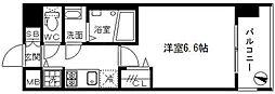 ベラジオ新大阪北[2階]の間取り