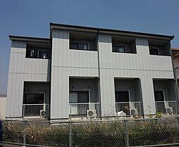 姫山ハイツD[1-D号室]の外観