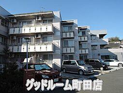 神奈川県川崎市麻生区下麻生2丁目の賃貸マンションの外観