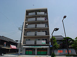 兵庫県姫路市東雲町4丁目の賃貸マンションの外観