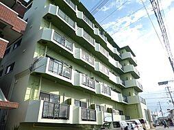 兵庫県明石市魚住町錦が丘4丁目の賃貸マンションの外観