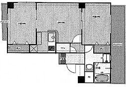 第5川崎ビル[5階]の間取り