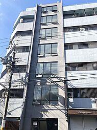 天川ビル[401号室]の外観