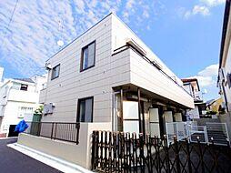 ハウススター富士見台[1階]の外観