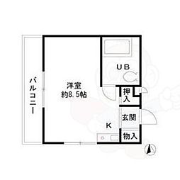 山王駅 4.0万円