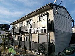 サン・friends惣堀[2階]の外観