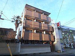 エクシード円町[202号室]の外観