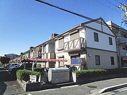 大阪府泉大津市虫取町1丁目の賃貸アパートの外観