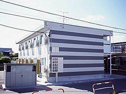 レオパレス文京[206号室]の外観