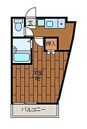 T-3rd[3階]の間取り