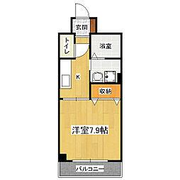 メーヴェ26[1階]の間取り