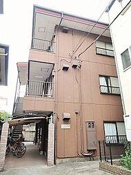 神奈川県川崎市川崎区東門前2丁目の賃貸マンションの外観